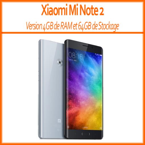 Xiaomi Mi Note 2 (4GB RAM / 64GB ROM) ()
