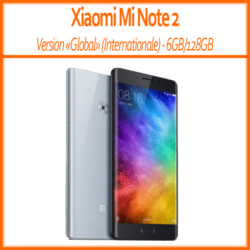 Xiaomi Mi Note 2 version Global (6GB RAM / 128GB ROM) ()