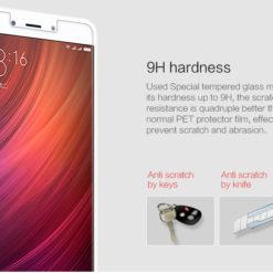 RedMi Note 4 - Nillkin Amazing H et H+ PRO (Verre trempé) ()