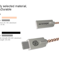 NILLKIN Chic Cable (Type-C) ()