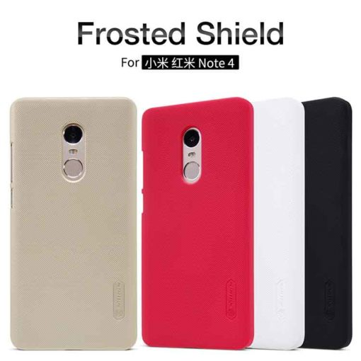 RedMi Note 4 / 4X - Nillkin Frosted (Coque de Protection) ()