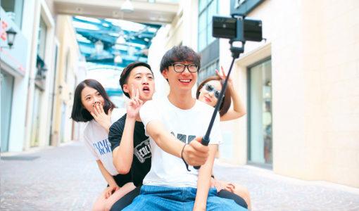 Perche télescopique à Selfie signée Xiaomi ()