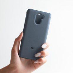 RedMi 4 Prime - Flip Cover (Noir) Xiaomi ()