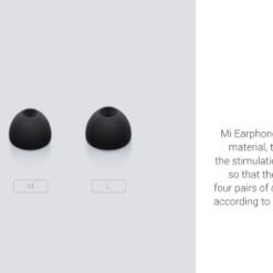Ecouteurs à piston Xiaomi Mi Earphone PRO ()