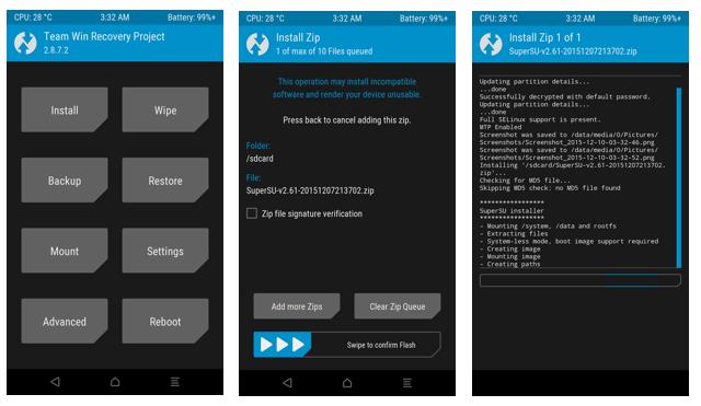 Comment installer une ROM avec TWRP ()