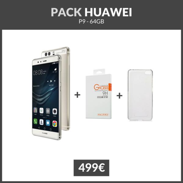 XIFRANCE.COM – Pack Huawei P9 64GB 2017