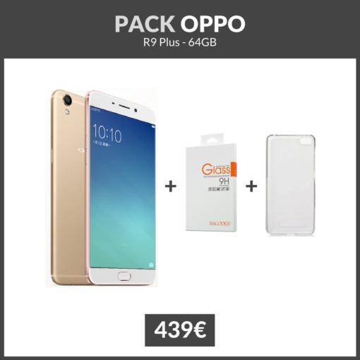 Pack Premium OPPO R9 Plus ()
