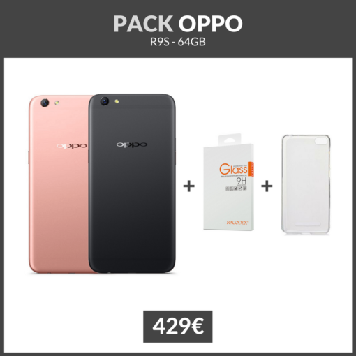 Pack Premium OPPO R9S ()
