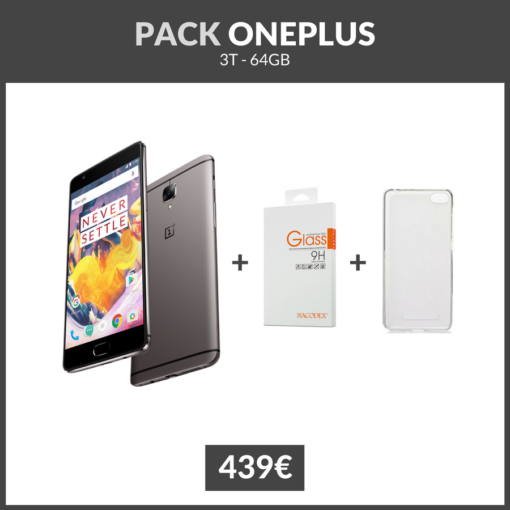 Pack Premium OnePlus 3T (64GB) ()