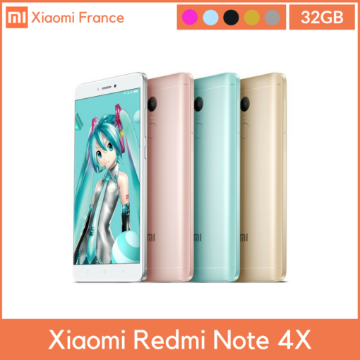 Xiaomi Redmi Note 4X (3GB/32GB) ()