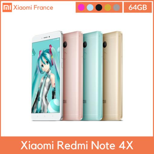Xiaomi Redmi Note 4X (4GB/64GB) ()