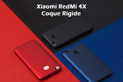 Xiaomi RedMi 4X - Coque Rigide ()