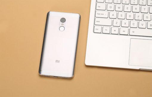 Xiaomi RedMi Note 4X - Protection TPU ()