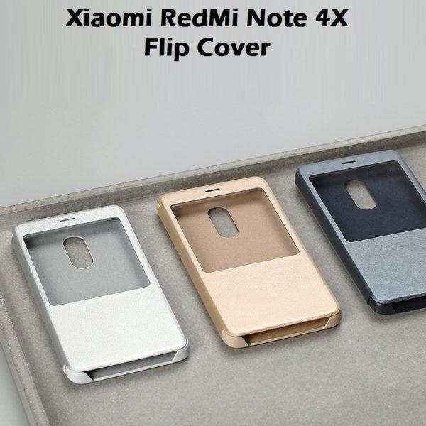 XIFRANCE.COM – Flip Cover pour Xiaomi Redmi Note 4X (5)