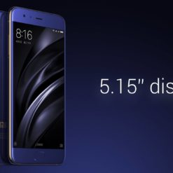Pack 2018: Xiaomi Mi6 64GB Noir (Verre + TPU + Piston) ()