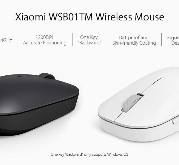 XIFRANCE.COM – Xiaomi Mi Wireless Mouse (Souris) (4)