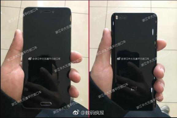 Xiaomi Mi6 Plus : Premières photos du smartphone Chinois. ()