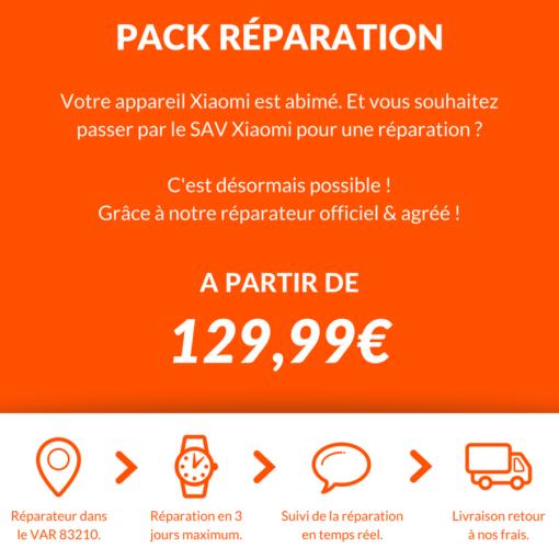 Pack SAV/Réparation : Changement écran Xiaomi ()