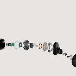 Écouteurs à piston Xiaomi Mi Earphone Type-C (Noise Canceling) ()