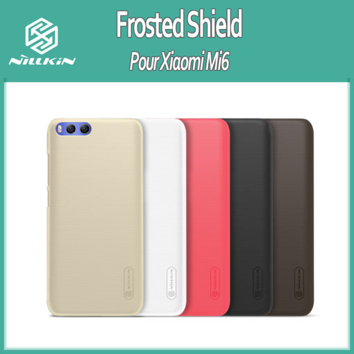 Mi6 - Nillkin Frosted (Coque de Protection) ()