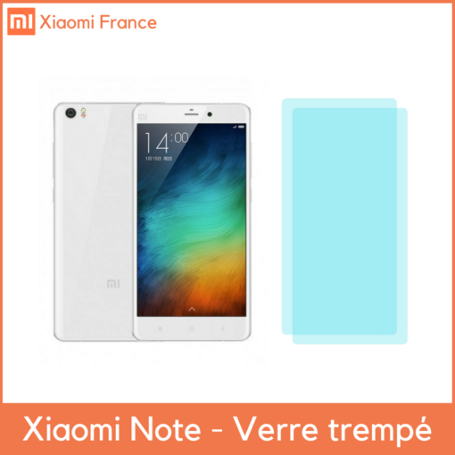Xiaomi Mi Note - Protection écran ()