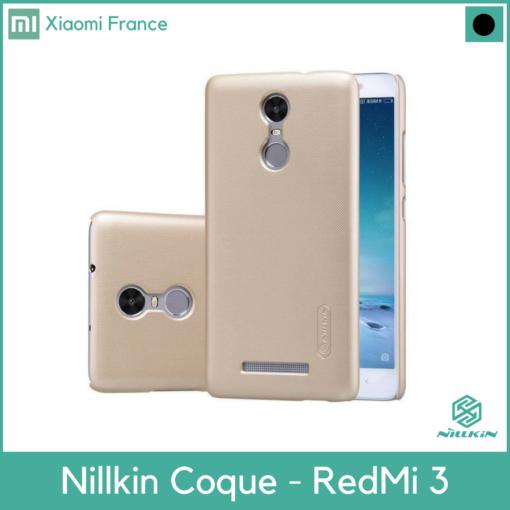 Xiaomi RedMi 3 - Coque protection Nillkin ()