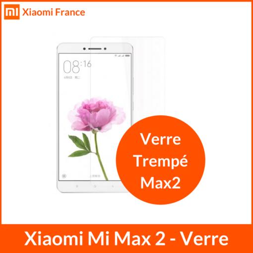 Xiaomi Mi Max 2 - Verre trempé ()