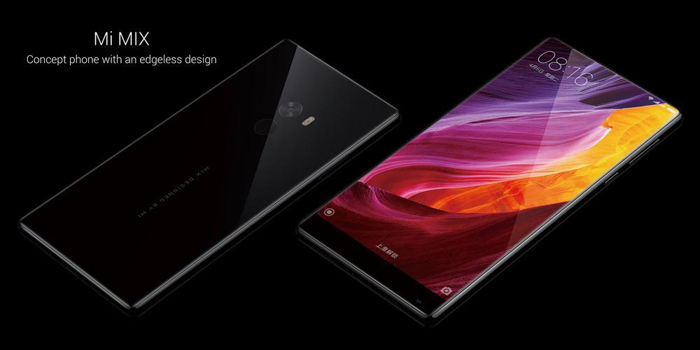 Philippe Starck dévoile un design possible du Xiaomi Mi Mix 2 ! ()