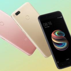 Xiaomi Mi5x (4GB RAM / 64GB ROM) ()