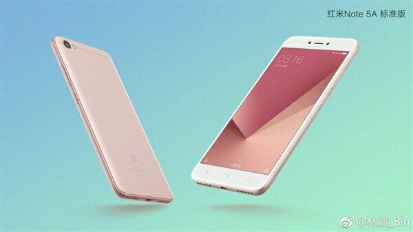 Redmi Note 5A et 5A Prime officiels : des smartphones performants à prix mini ! ()