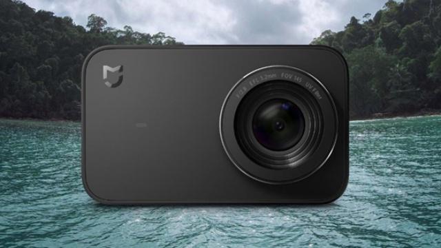 Xiaomi Mijia Compact 4K : tout sur la nouvelle Action Cam signée Xiaomi ! ()