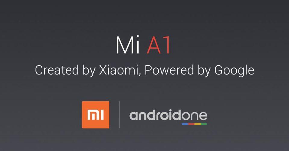 Xiaomi Mi A1 officiel : découvrez son prix et sa date de sortie ! ()