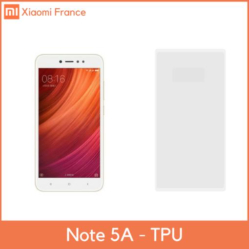 Xiaomi RedMi Note 5A - Protection TPU ()
