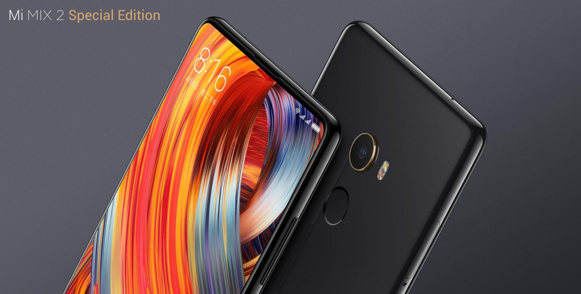 Tout sur le Xiaomi Mi Mix 2 ! ()