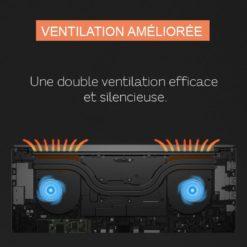 xiaomi mi notebook pro 15 2020 ventilation