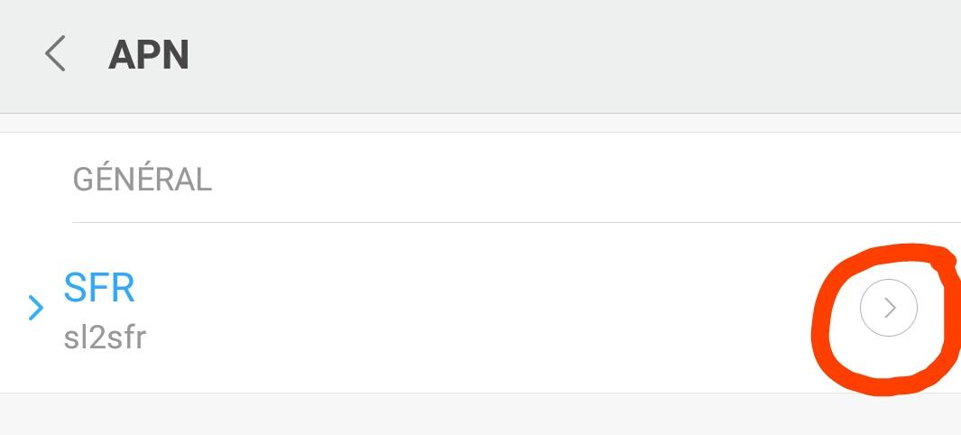 Comment capter la 4G sur son Xiaomi avec SFR ()