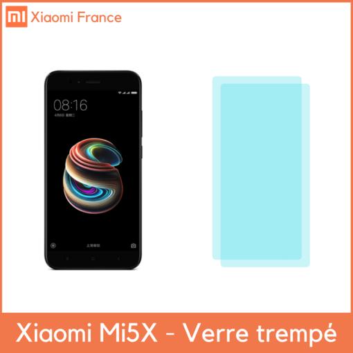 Xiaomi Mi A1 / Mi5X - Protection écran en verre trempé ()