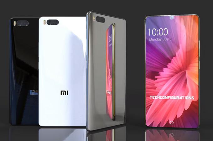 Le Xiaomi Mi 7 devrait sortir plus tôt que prévu ! ()