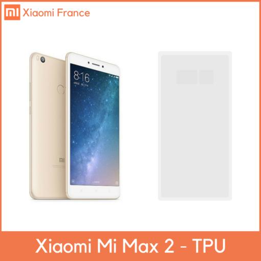 Xiaomi Mi Max 2 - Protection TPU (En France) ()