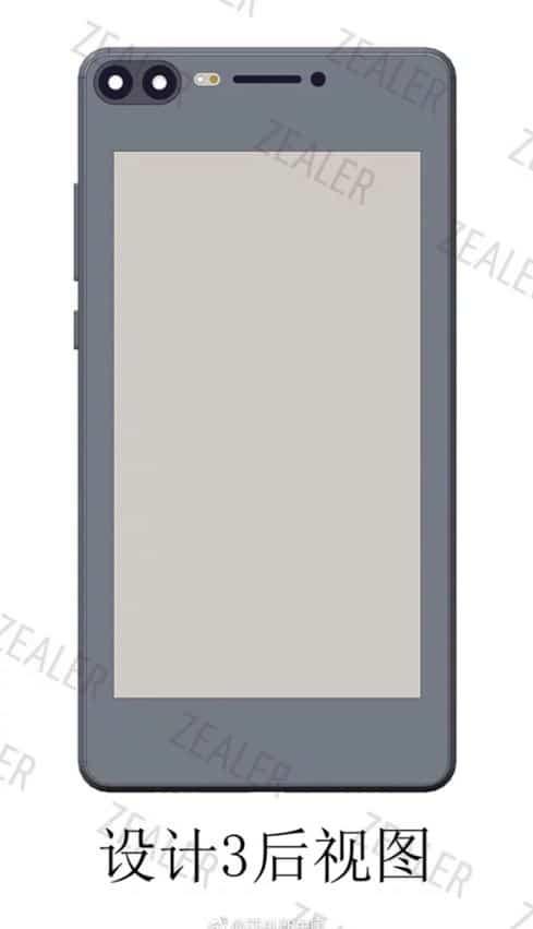 Xiaomi Mi Mix 3 : vers un ratio écran/taille de 100% et un 2ème écran ! ()