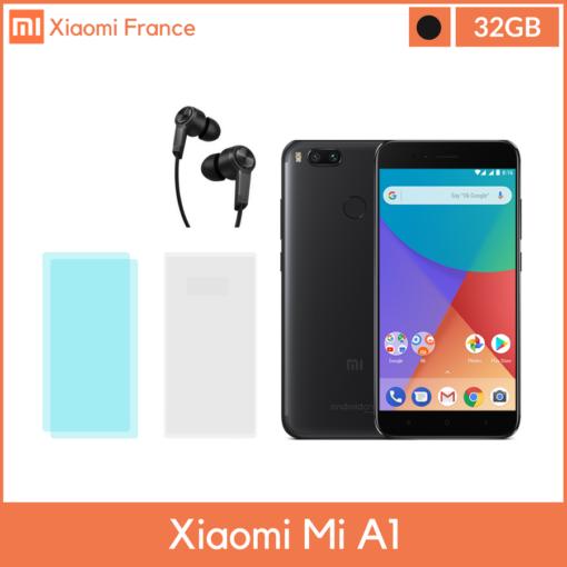 Coffret Xiaomi Mi A1 (4GB/32GB) ()
