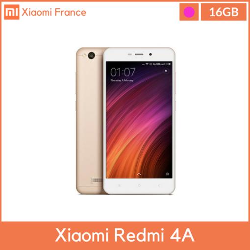 Pack 2017 : Xiaomi Redmi 4A (En France) ()