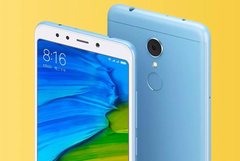 Tout sur le Xiaomi Redmi 5 Plus ()