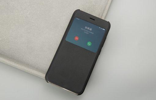 Xiaomi Mi5x et Mi A1- Flip Cover Noir ()