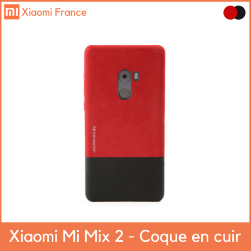 Xiaomi Mi Mix 2 - Coque de protection en cuir ()