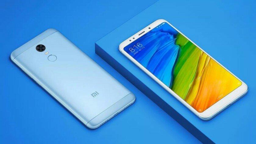 Xiaomi Redmi 5 avec 4 Go de RAM lancé en Chine ! ()