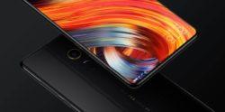 Le Xiaomi Mi Mix 2S pourrait être présenté au MWC 2018 ! +Design en fuite ()