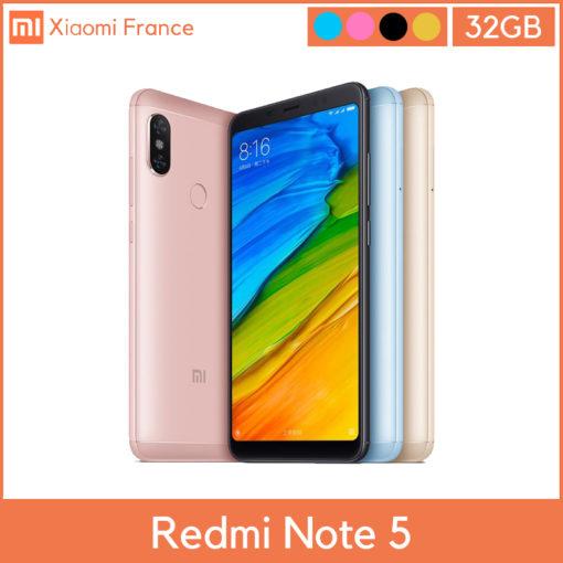Xiaomi RedMi Note 5 AI (3GB RAM / 32GB ROM) ()