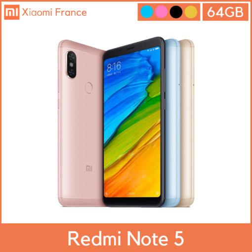 Xiaomi RedMi Note 5 AI (4GB RAM / 64GB ROM) ()