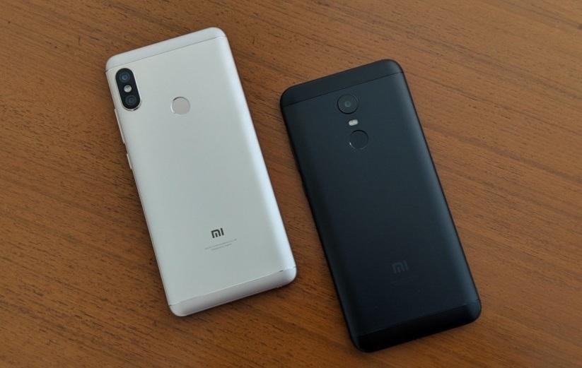 Les Xiaomi Redmi Note 5 et Redmi Note 5 Pro sont officiels, découvrez-les ()